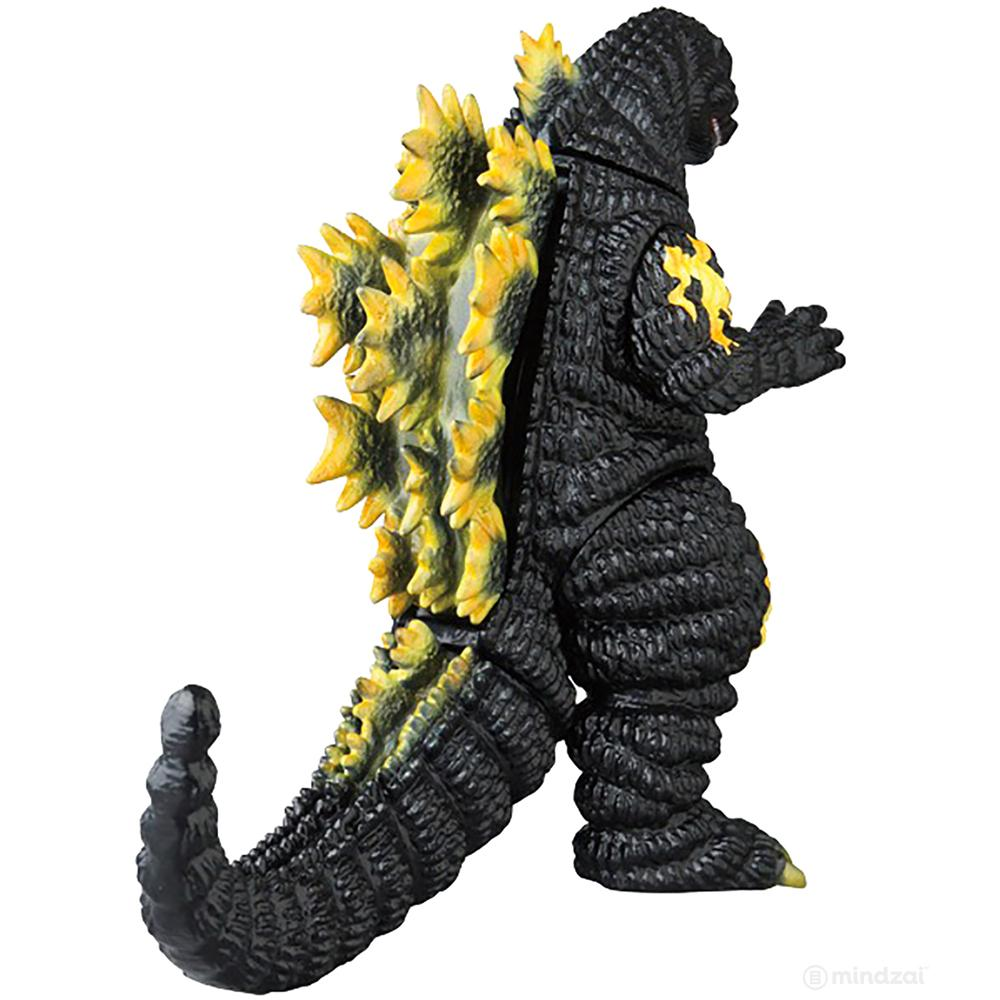 Godzilla Destroyah Sofubi Vinyl Toy Figure by Medicom Toy