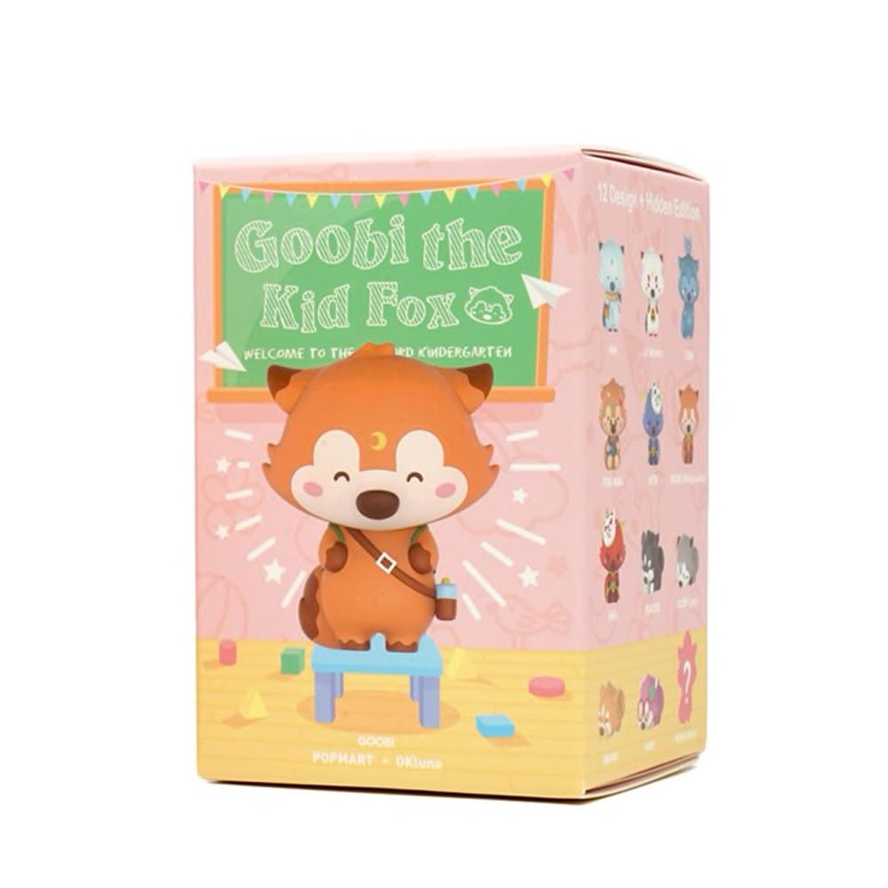 Goobi The Kid Fox Blind Box Series Toy by OKLuna x POP MART