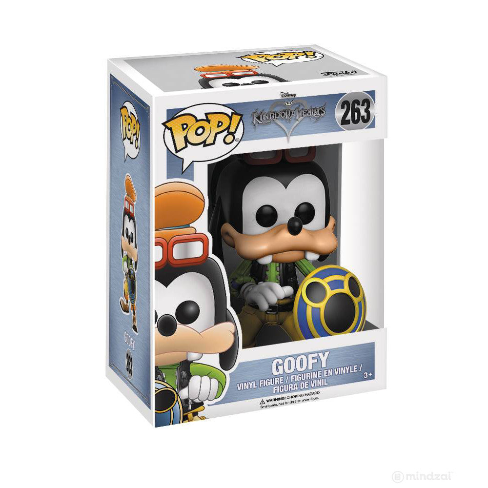 Goofy Kingdom Hearts POP Vinyl Figure by Funko