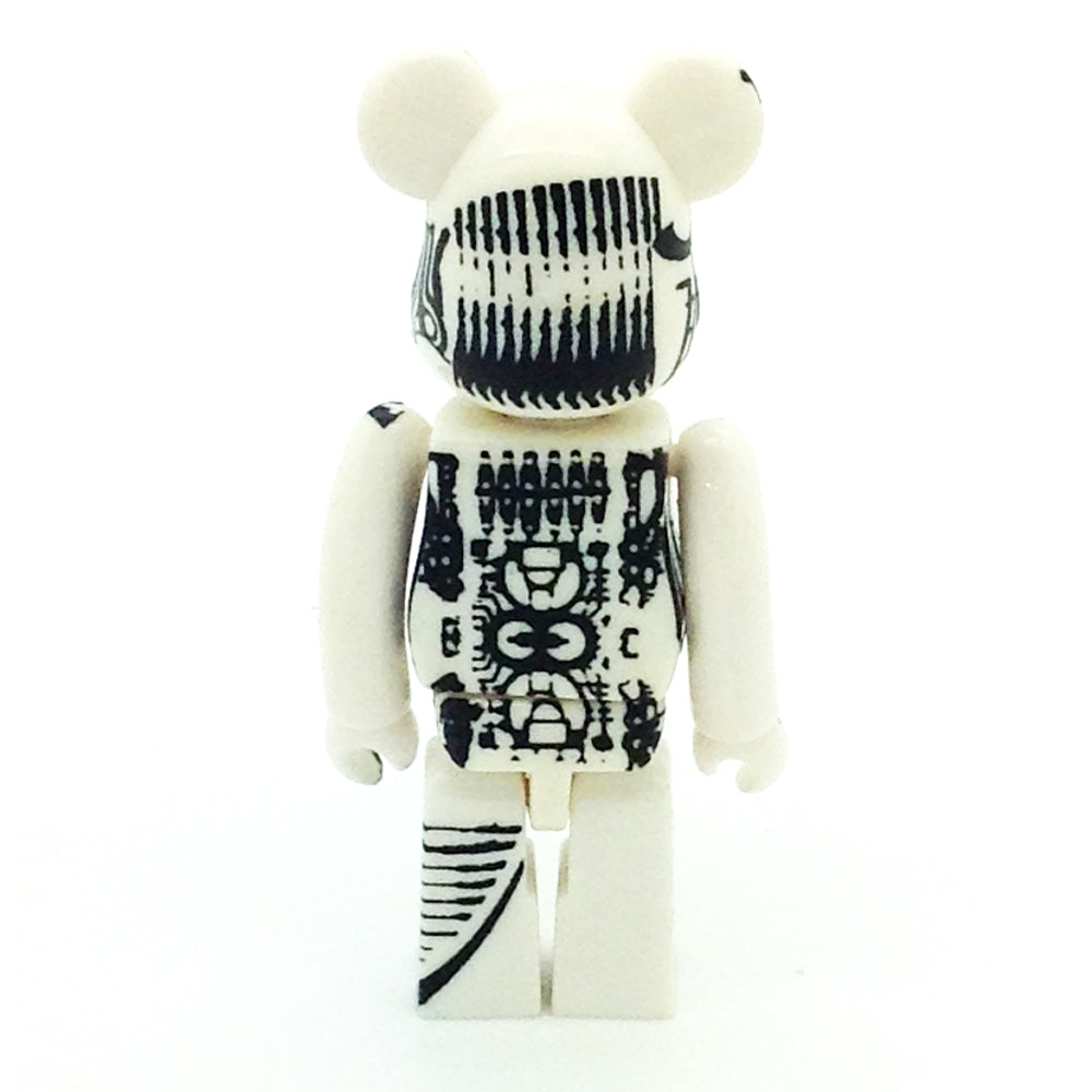 Bearbrick Series 12 - H.R. Giger (the creator of Alien) (SF)