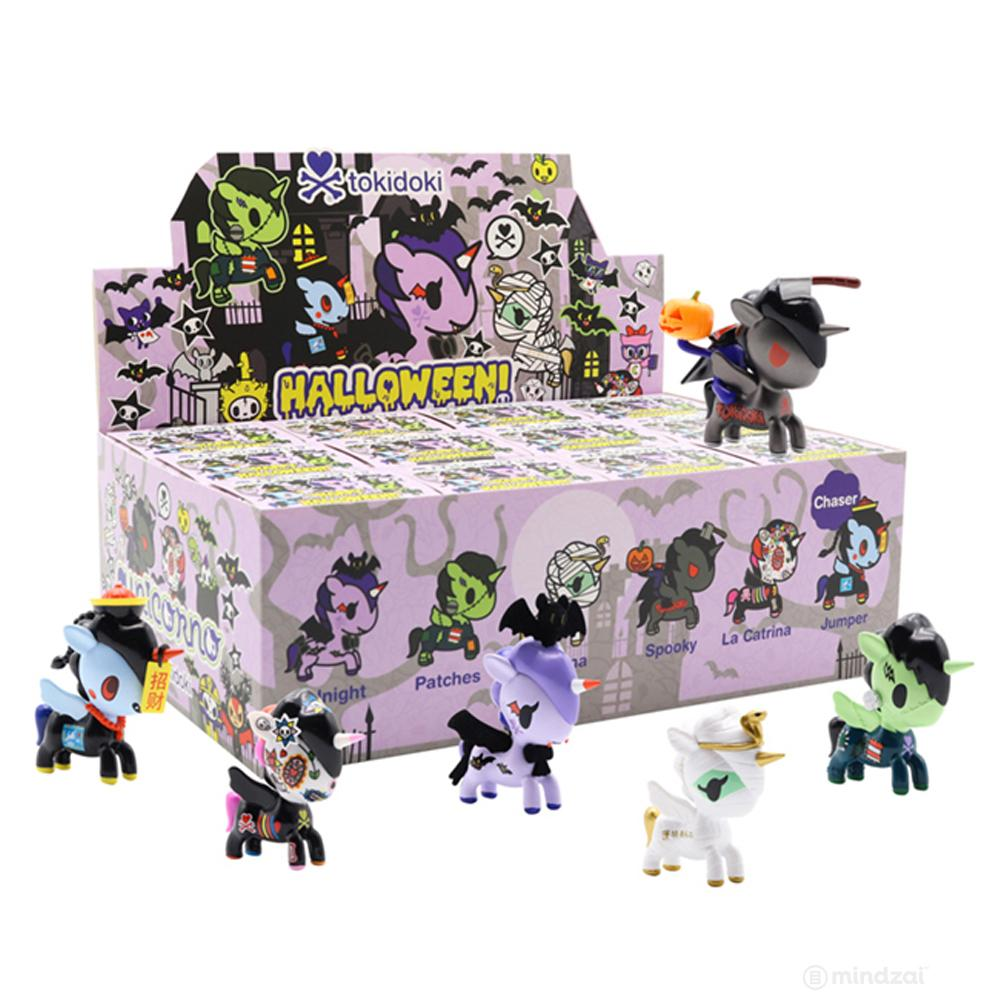 Halloween! Unicorno Blind Box Series by Tokidoki