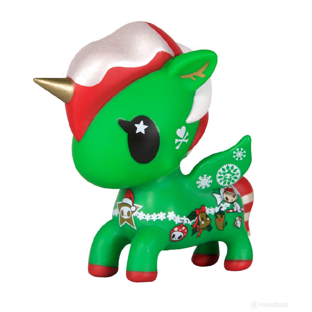 Holiday Unicorno 2016 Vinyl Figure - Mindzai