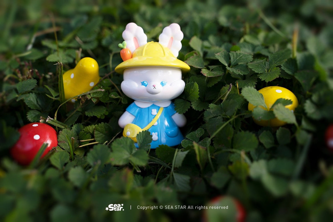 PoPo Rabbit Blue Version by SeaStar Studios