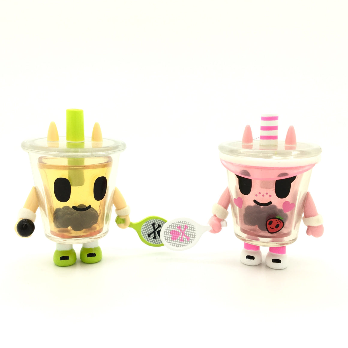 Boba Bob and Boba Betty Boba Love 2-Pack by Tokidoki