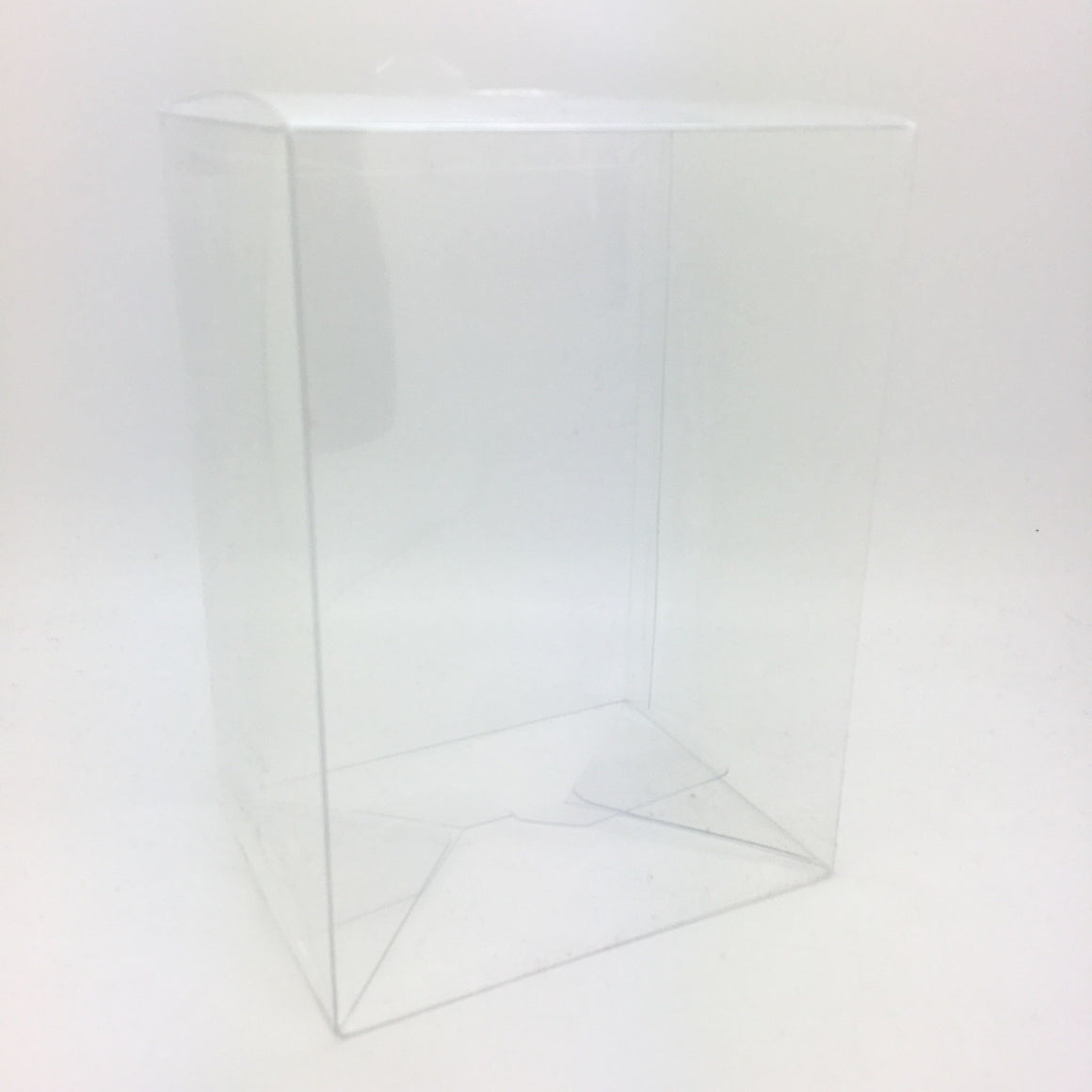 "Clear 4"" Vinyl Collectible Toy POP Protector Case by Popshield"
