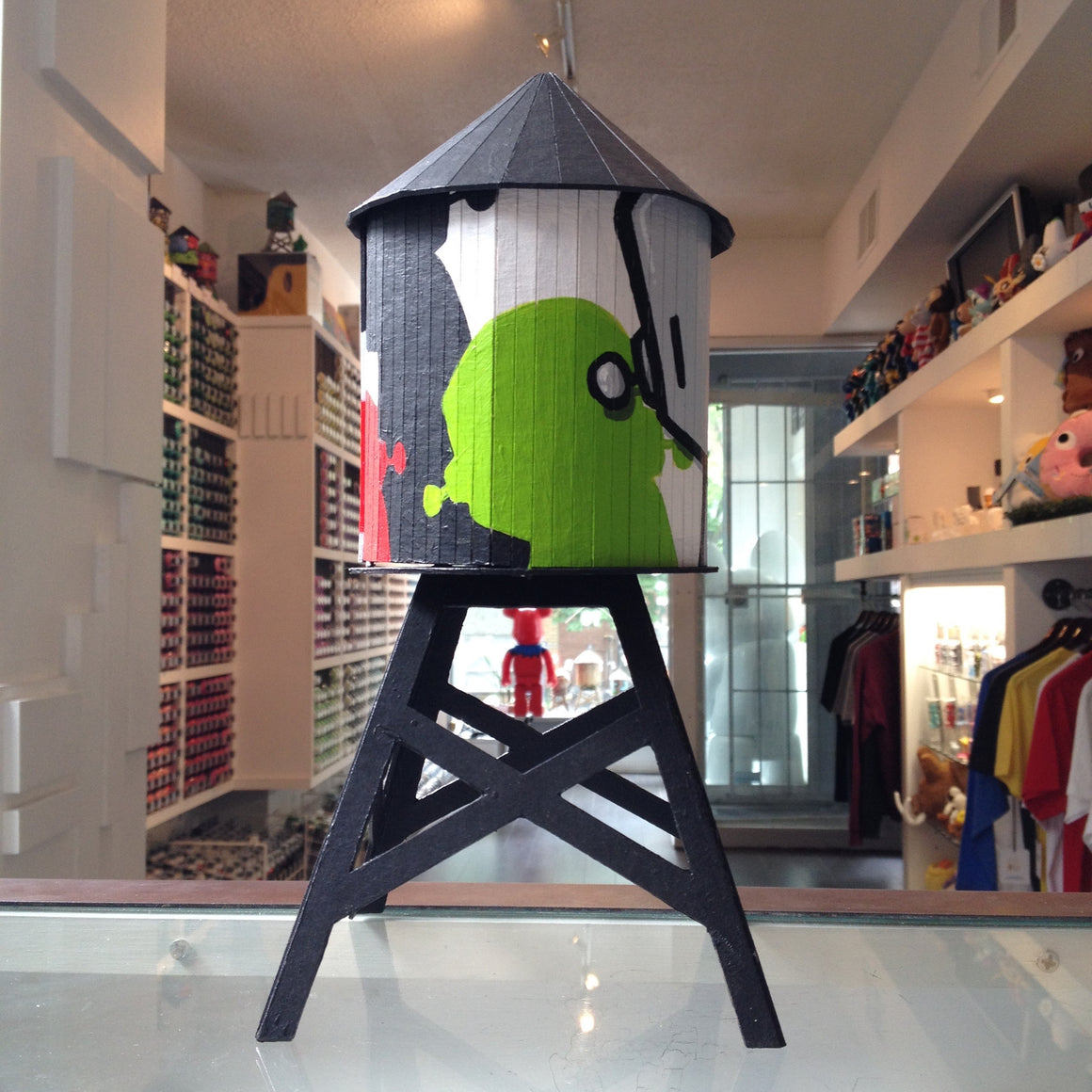 Chris RWK Custom Boundless Brooklyn Water Tower - Mindzai  - 1