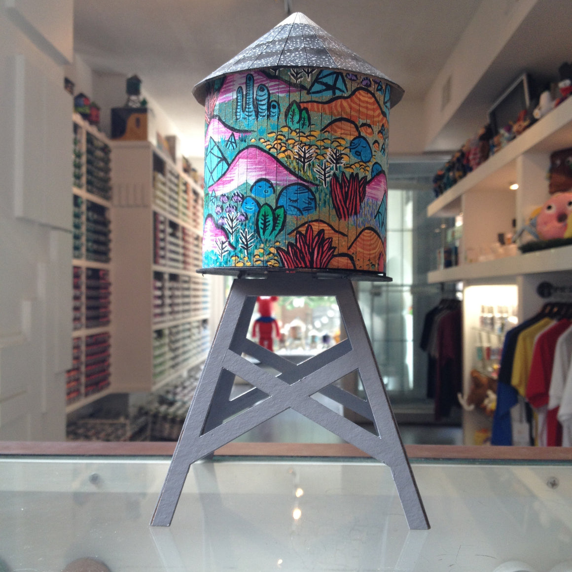 Waxhead Custom Boundless Brooklyn Water Tower - Mindzai  - 1