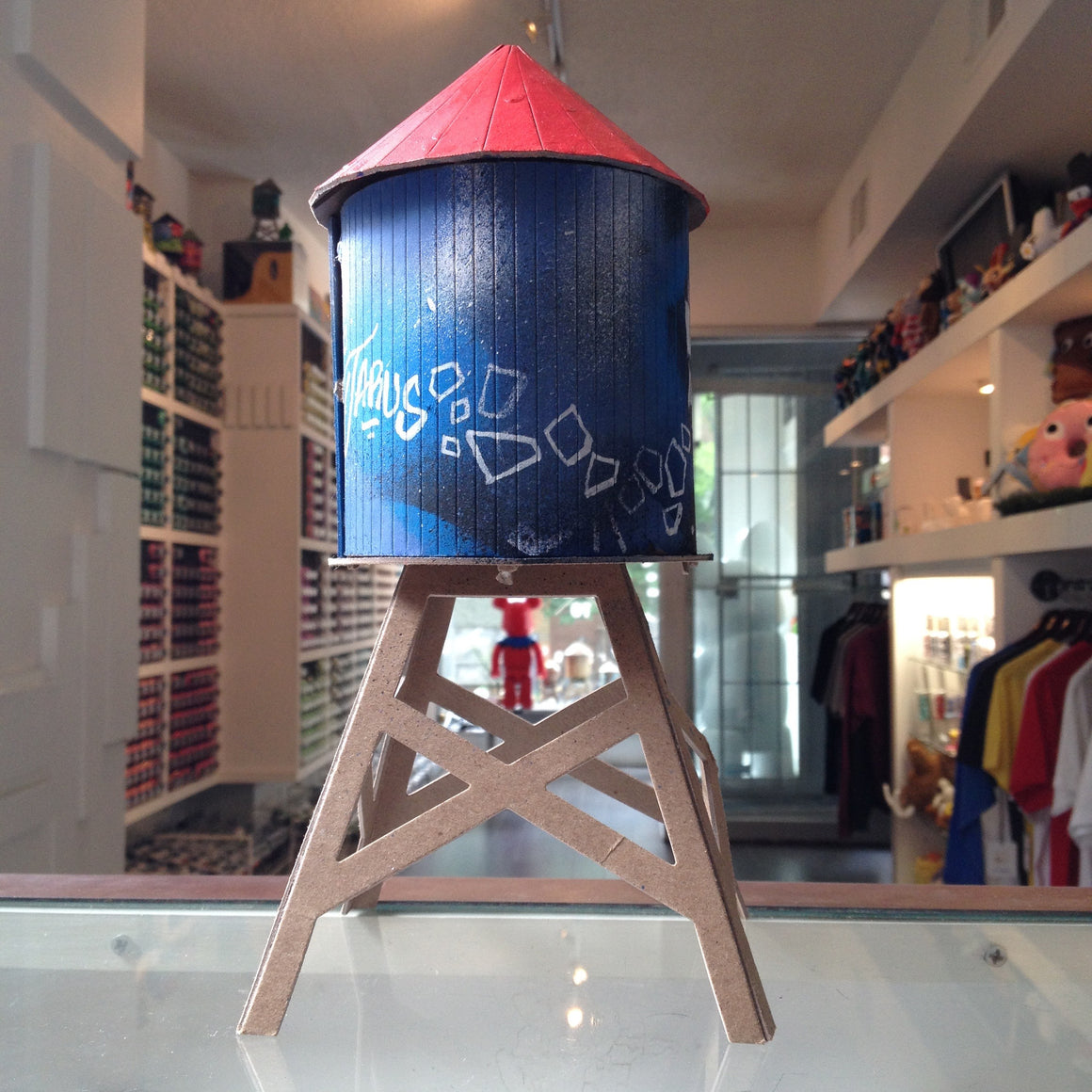 Jarus Custom Boundless Brooklyn Water Tower - Mindzai  - 1