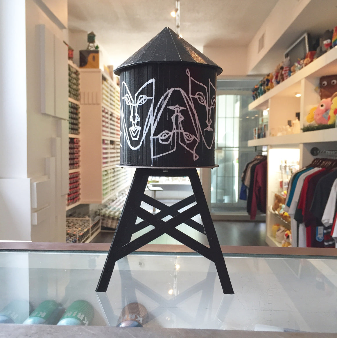 Anser Custom Boundless Brooklyn Water Tower - Mindzai  - 1