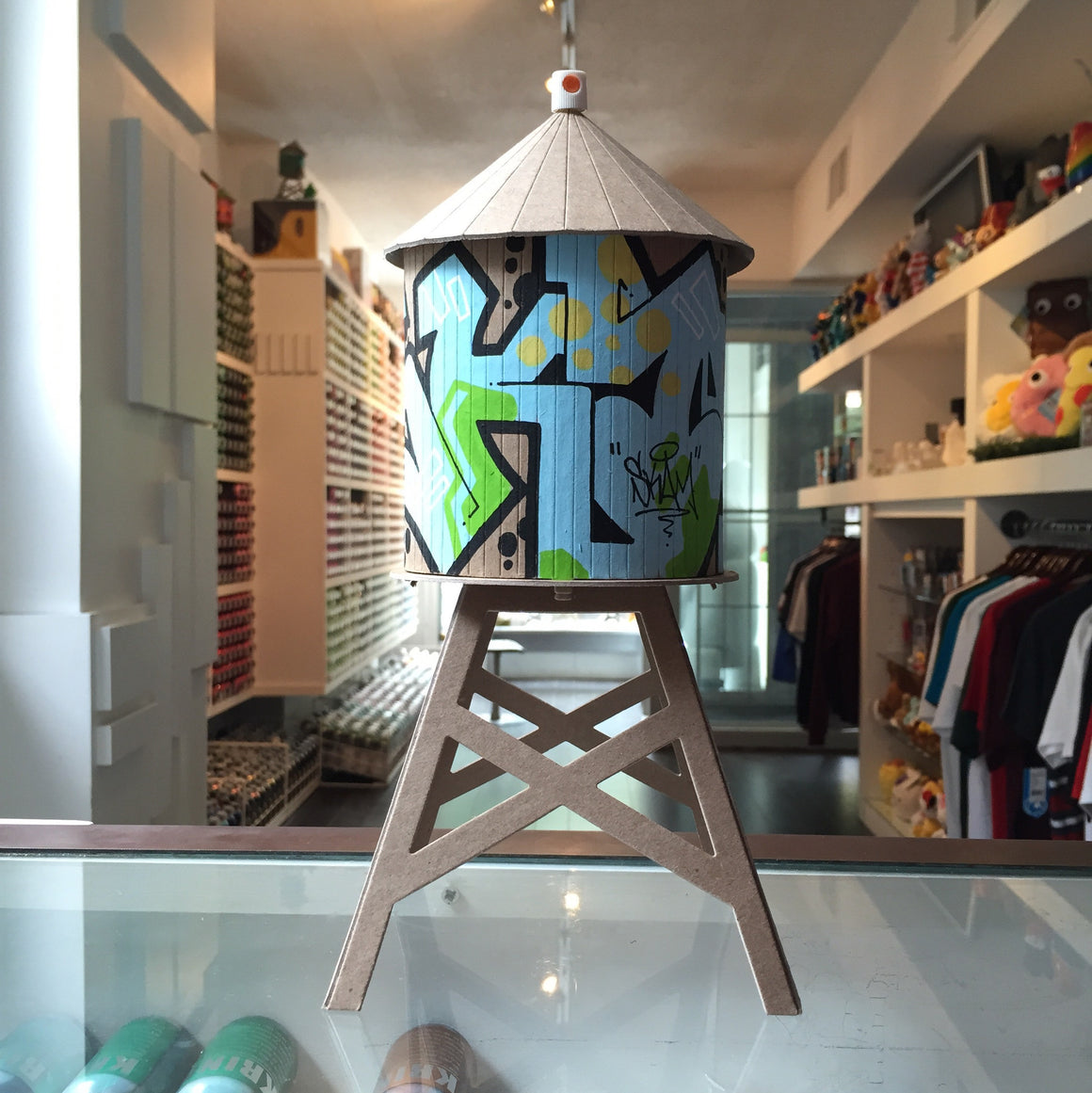 SKAM Custom Boundless Brooklyn Water Tower - Mindzai  - 1