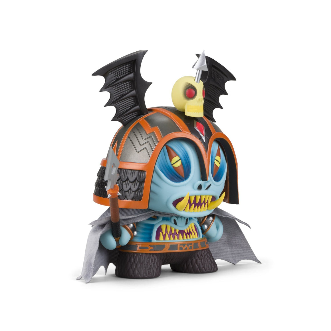*Special Order* Harbinger Blue Edition 8-Inch Dunny Toy Figure by Martin by Ontiveros