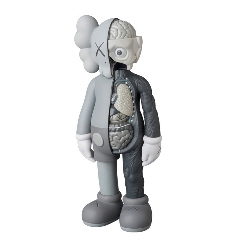 Kaws Companion Grey Mono Flayed Open Edition 2016 - Mindzai