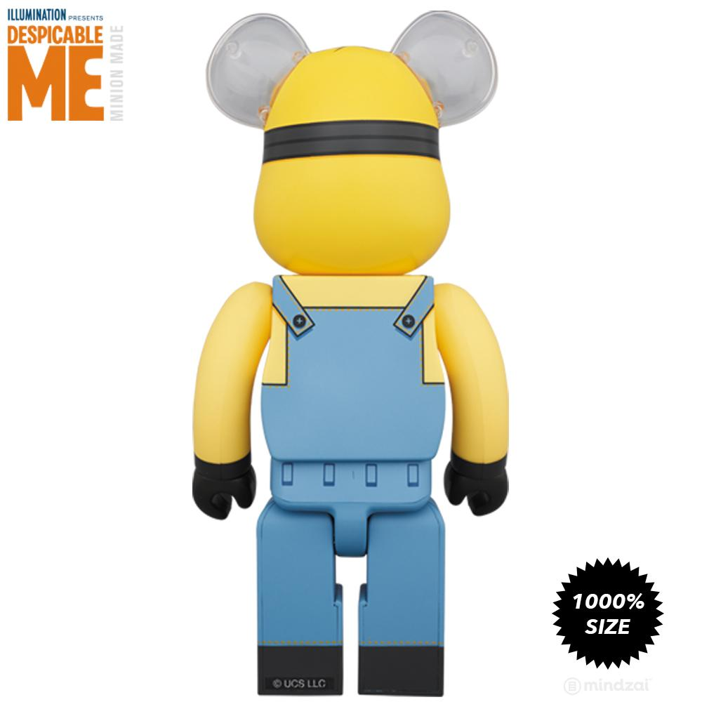 *Pre-order* Kevin Minion Despicable Me 3 1000% Bearbrick by Medicom Toy