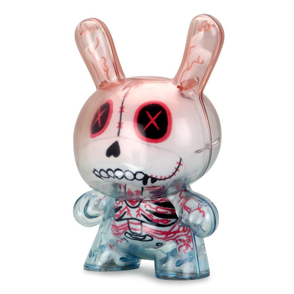 Gashadokuro 8-Inch Plush Guts Dunny Art Toy Figure by Kidrobot