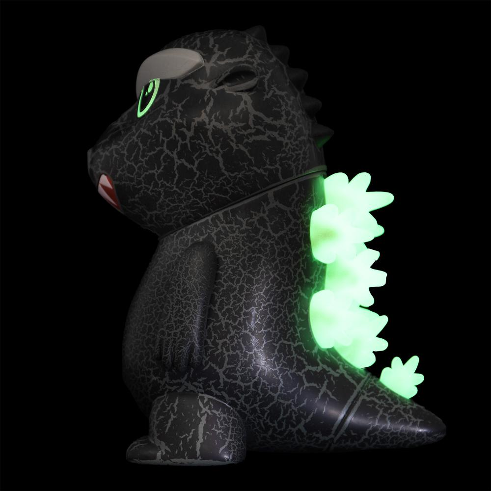 "*Special Order* Godzilla 1954 GID Crackle Edition 8"" Figure by Kidrobot"