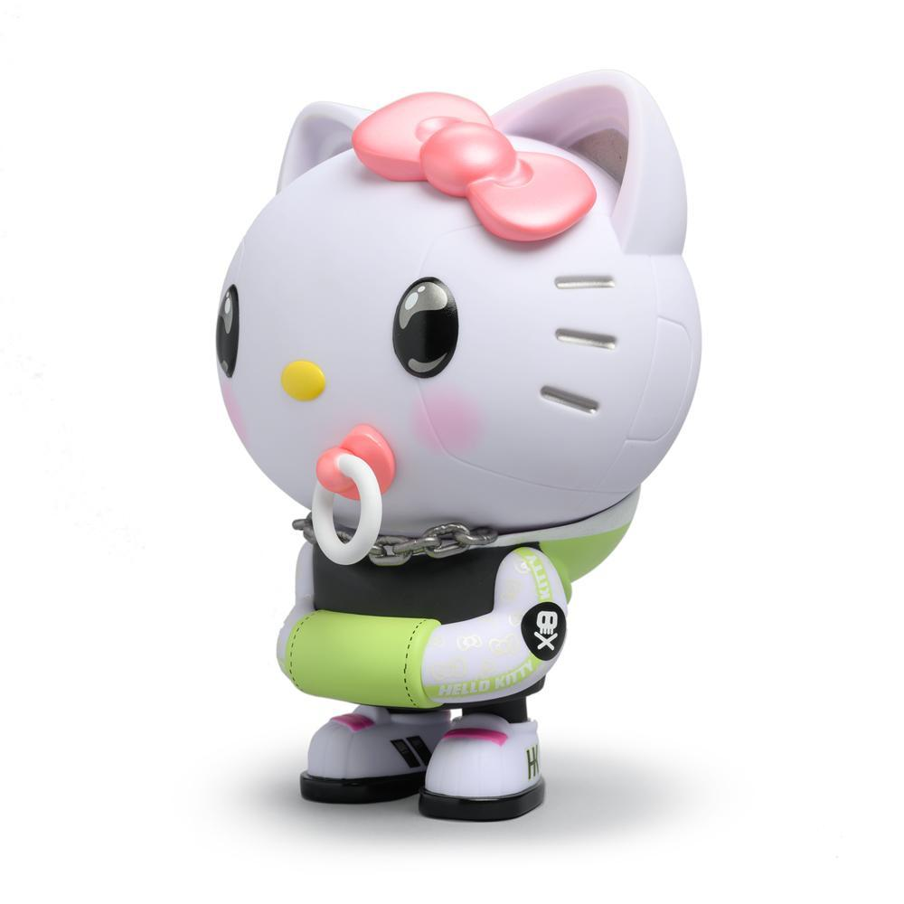 Hello Kitty 8-Inch Art Toy Figure by Quiccs x Kidrobot - Neon POP Edition