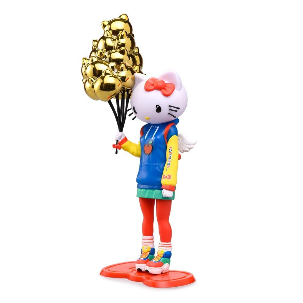 Nostalgic Hello Kitty 9-Inch Art Toy Figure by Candie Bolton x Sanrio x Kidrobot