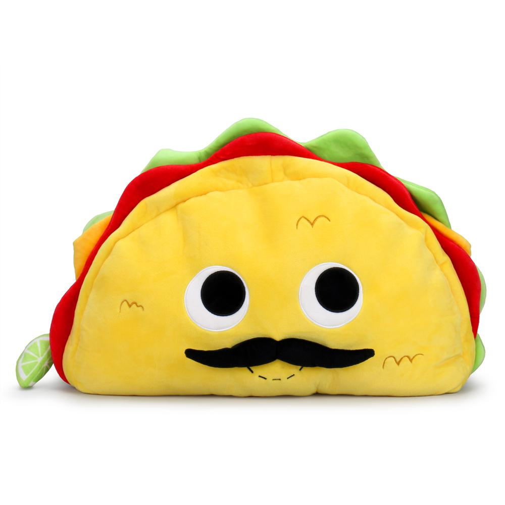 *Special Order* Yummy World XL Victorio Veggie Taco Plush Set by Kidrobot