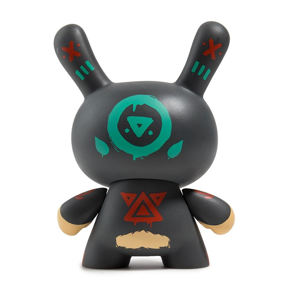 "Kuba 5"" Dunny Toy by Mike Fudge x Kidrobot - Special Order"