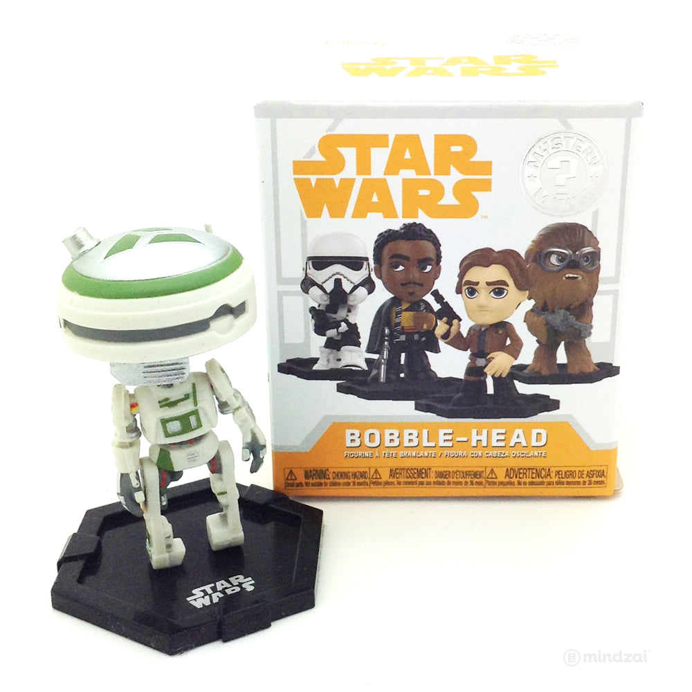 Star Wars Solo Mystery Minis Blind Box by Funko - L3-37 [Chase]