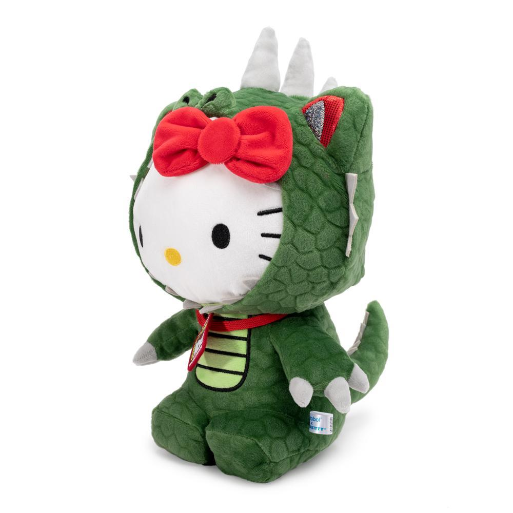 *Special Order* Hello Kitty Kaiju Dinosaur Cosplay Plush by Kidrobot x Sanrio