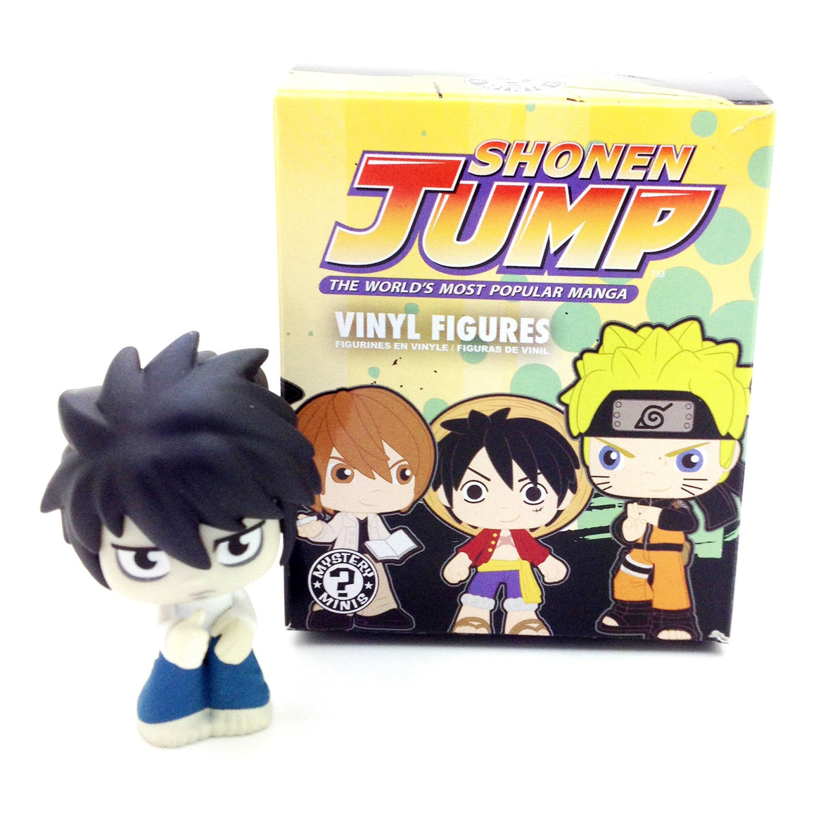 Shonen Jump Best of Anime Series 2 Blind Box - Death Note L - Mindzai  - 2