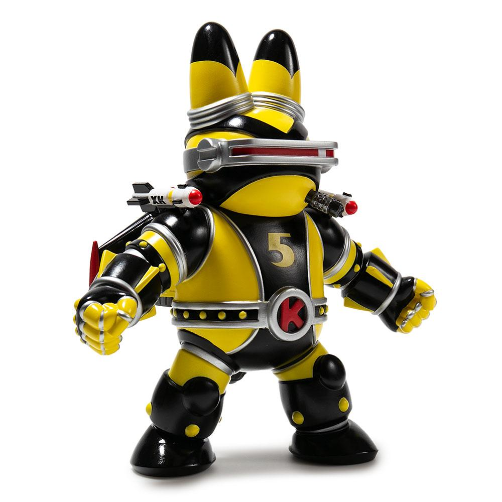 Labbiter XK-5 Wasp Edition by Frank Kozik x Kidrobot - Special Order