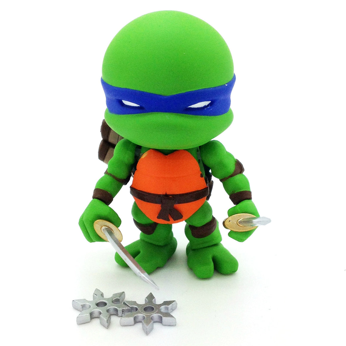TMNT x Loyal Subjects Teenage Mutant Ninja Turtles Action Vinyls - Set of 4 - Mindzai  - 1