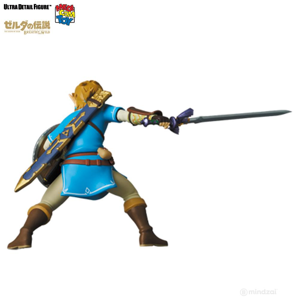 *Pre-order* Link Breath of the Wild The Legend of Zelda UDF Toy by Nintendo x Medicom Toy