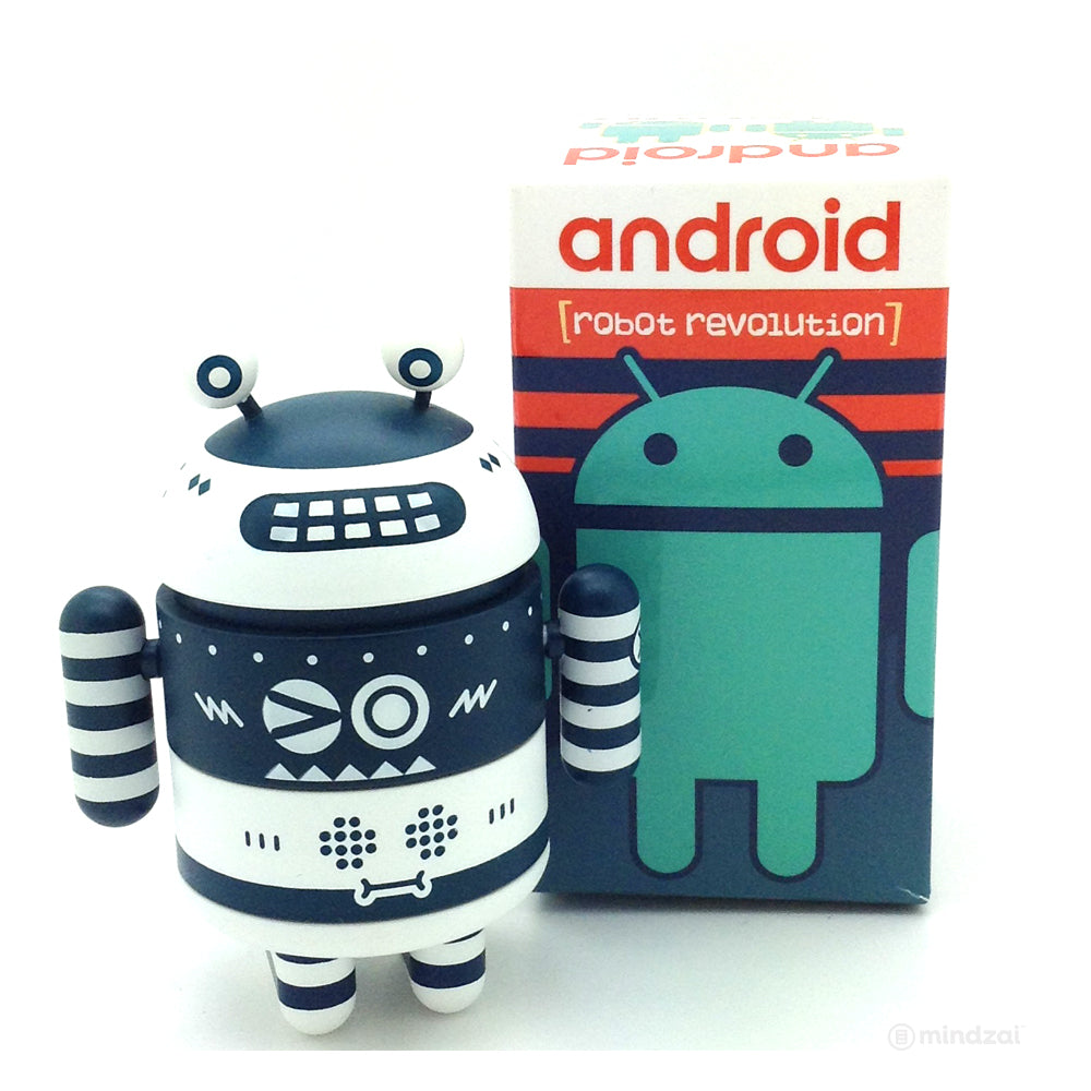 Android Series - Robot Revolution - LouLou & Tummie Wonk Variant Chase