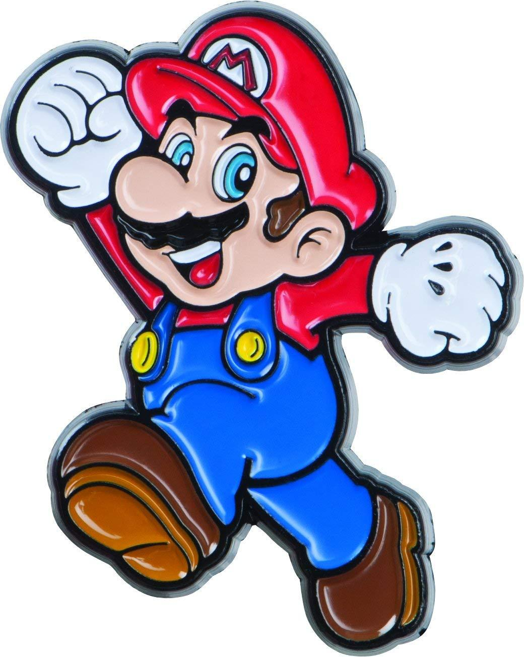 Super Mario Collector Blind Box Enamel Pins