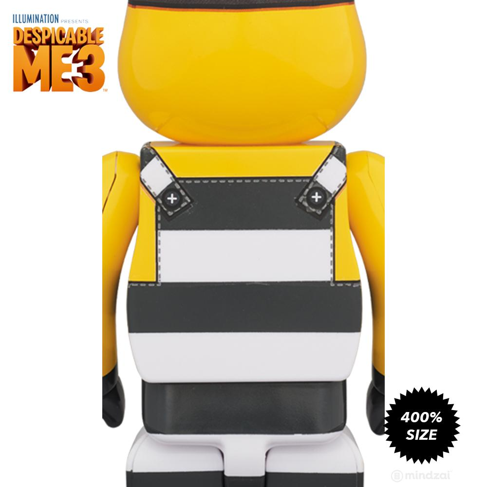 Mel Minion Despicable Me 3 400% Bearbrick