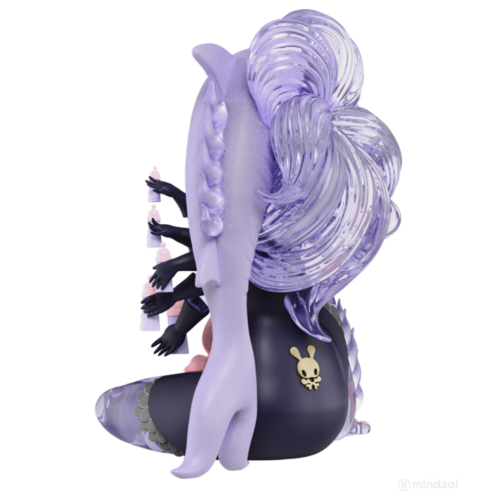 Mermaid's Purse by Junko Mizuno x Mighty Jaxx - Pre-order