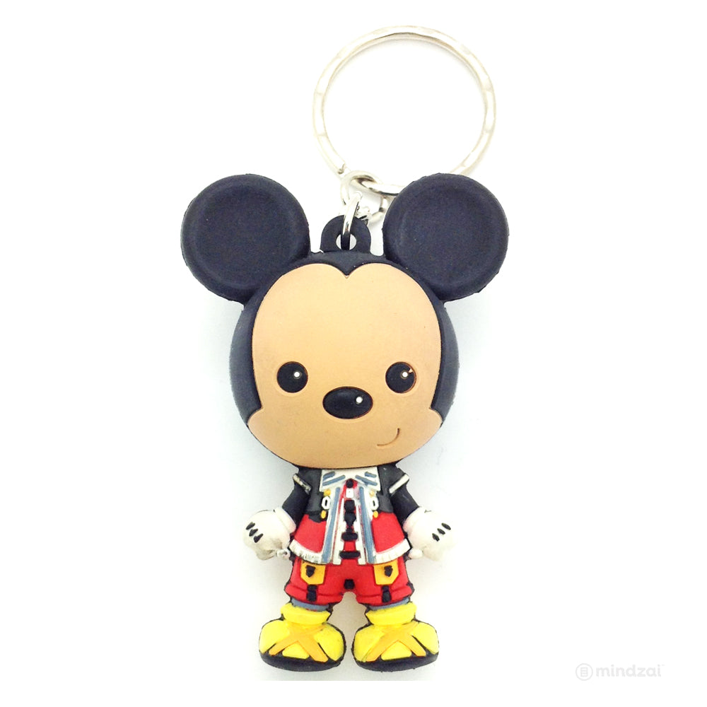Kingdom Hearts Series Figural Keyring Blind Bag - Mickey Mouse