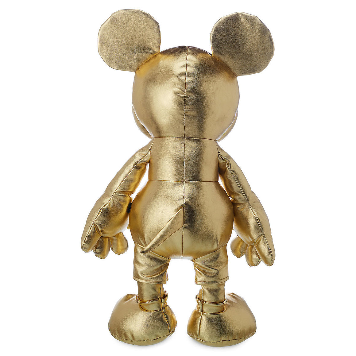 Mickey Mouse The True Original - Large Gold Plush