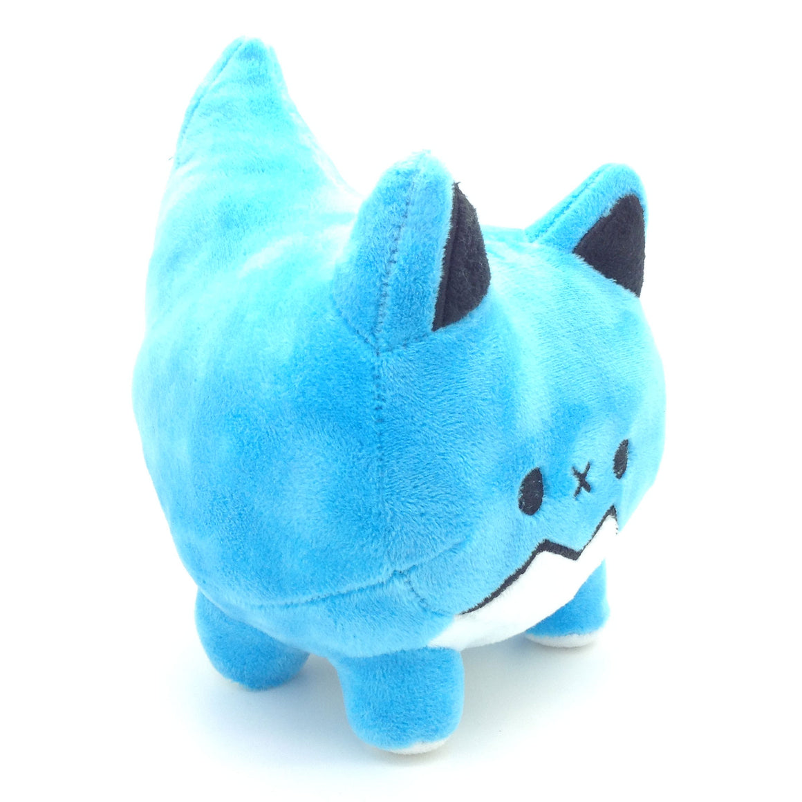 Mizu Original Blue Cat Plush by Mewzuno
