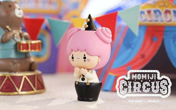 *Pre-order* Momiji Circus Blind Box Series by Momiji x POP MART