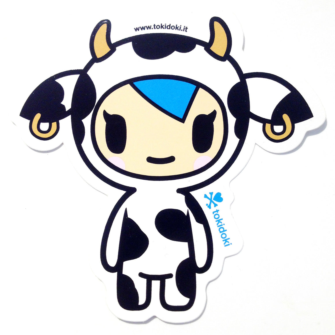 Mozzarella Moofia by Tokidoki Sticker - Mindzai