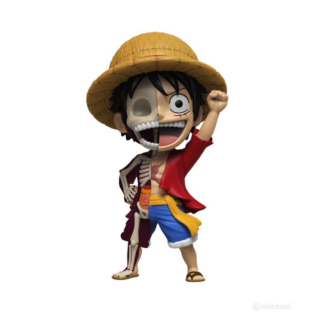 *Pre-order* One Piece Hidden Dissectables Blind Box Series by Jason Freeny x Mighty Jaxx