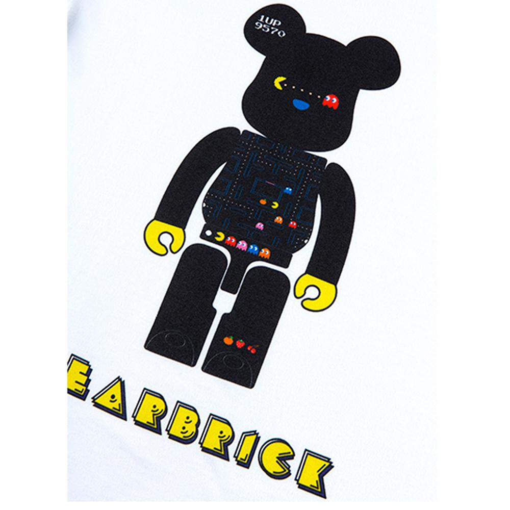 *Pre-order* PAC-MAN Bearbrick T-shirt by Medicom Toy