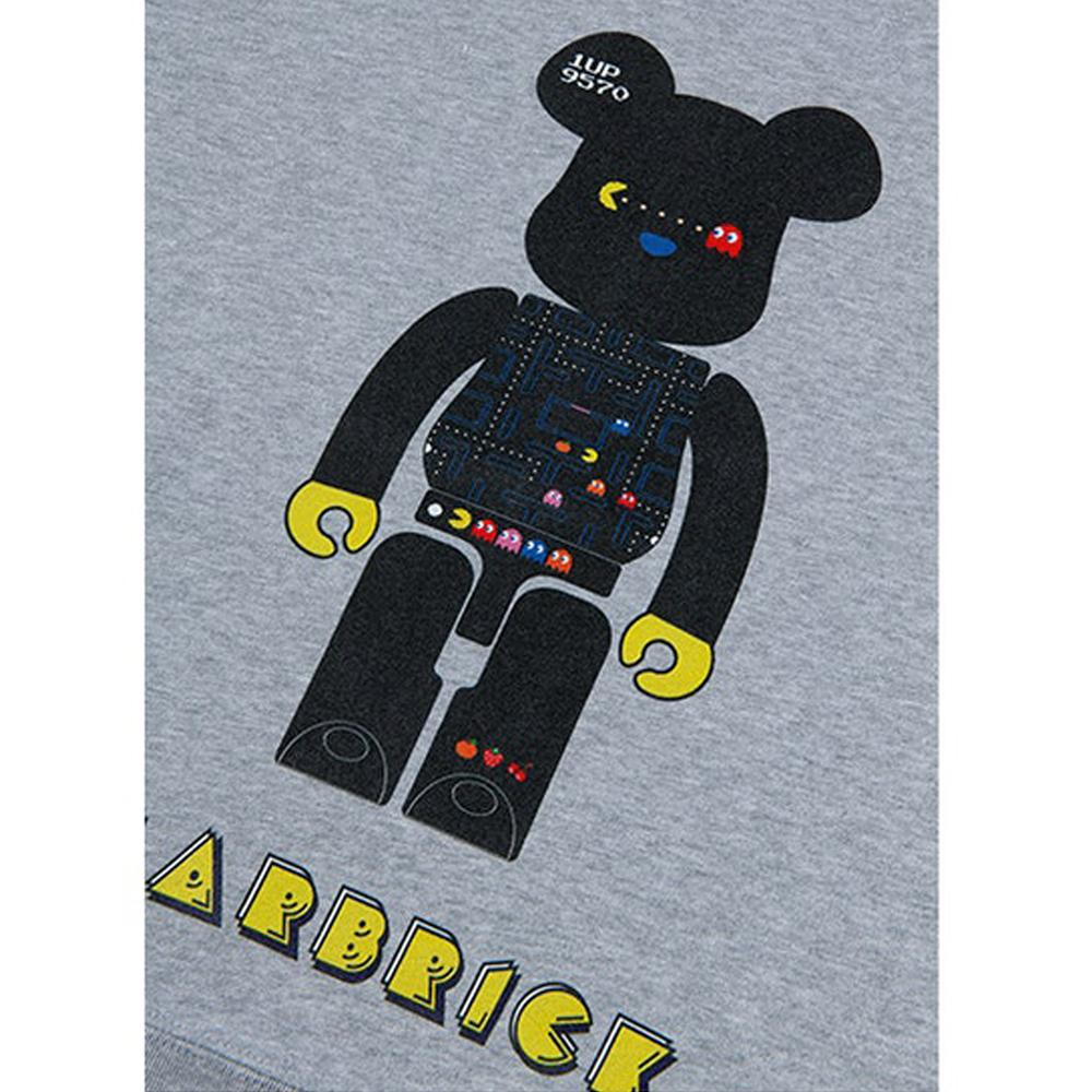 *Pre-order* PAC-MAN Bearbrick Crew Neck Sweater by Medicom Toy