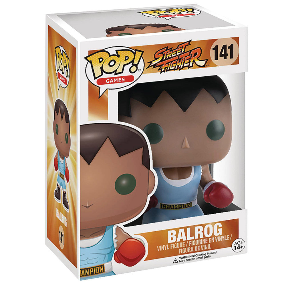 Street Fighter Balrog POP Vinyl Figure