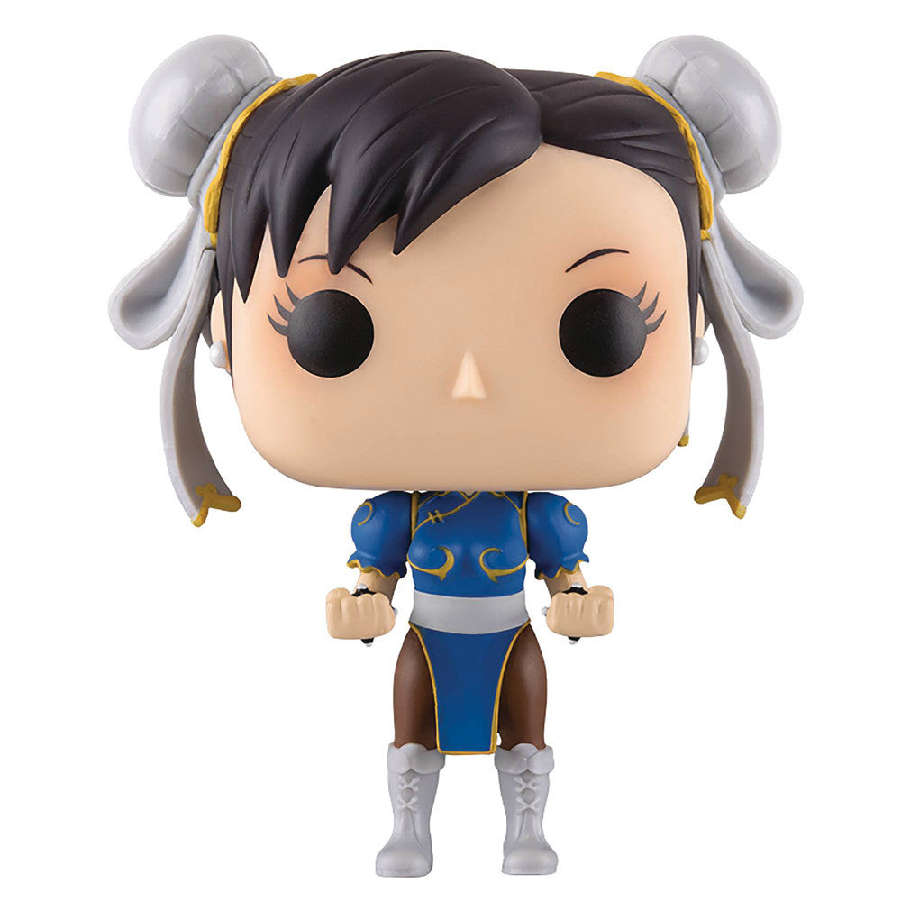 Street Fighter Chun Li Pop Vinyl Figure Mindzai