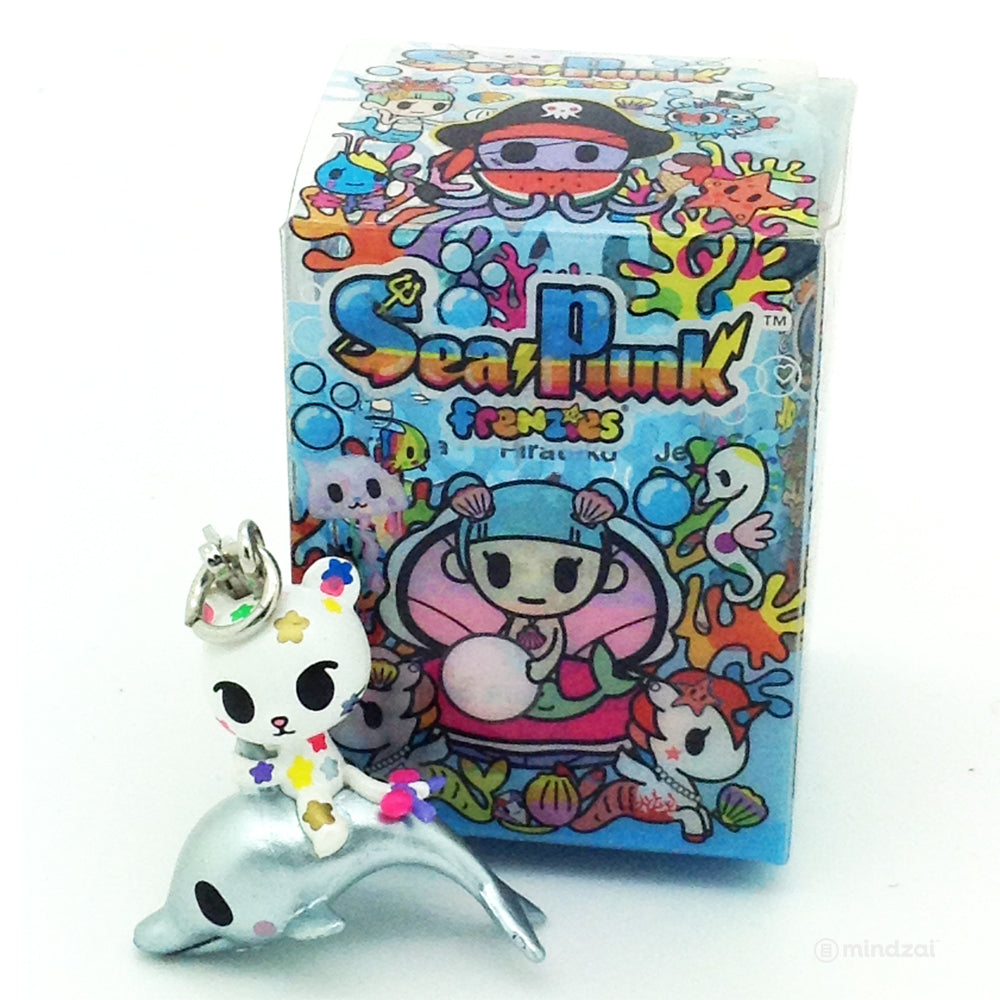 Sea Punk Frenzies Blind Box by Tokidoki - Palette with Nautica