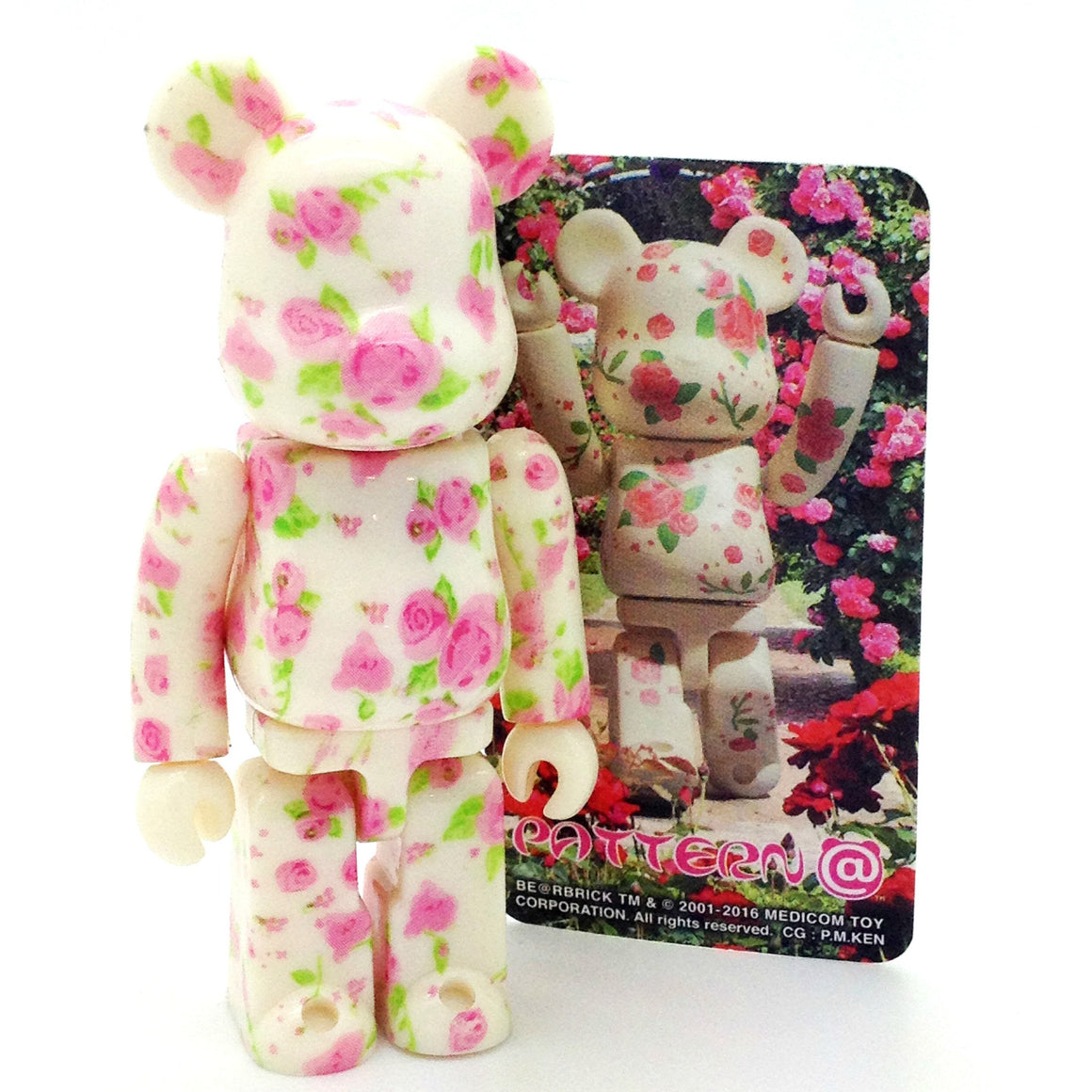 Bearbrick Series 32 -  Pattern - Mindzai  - 1