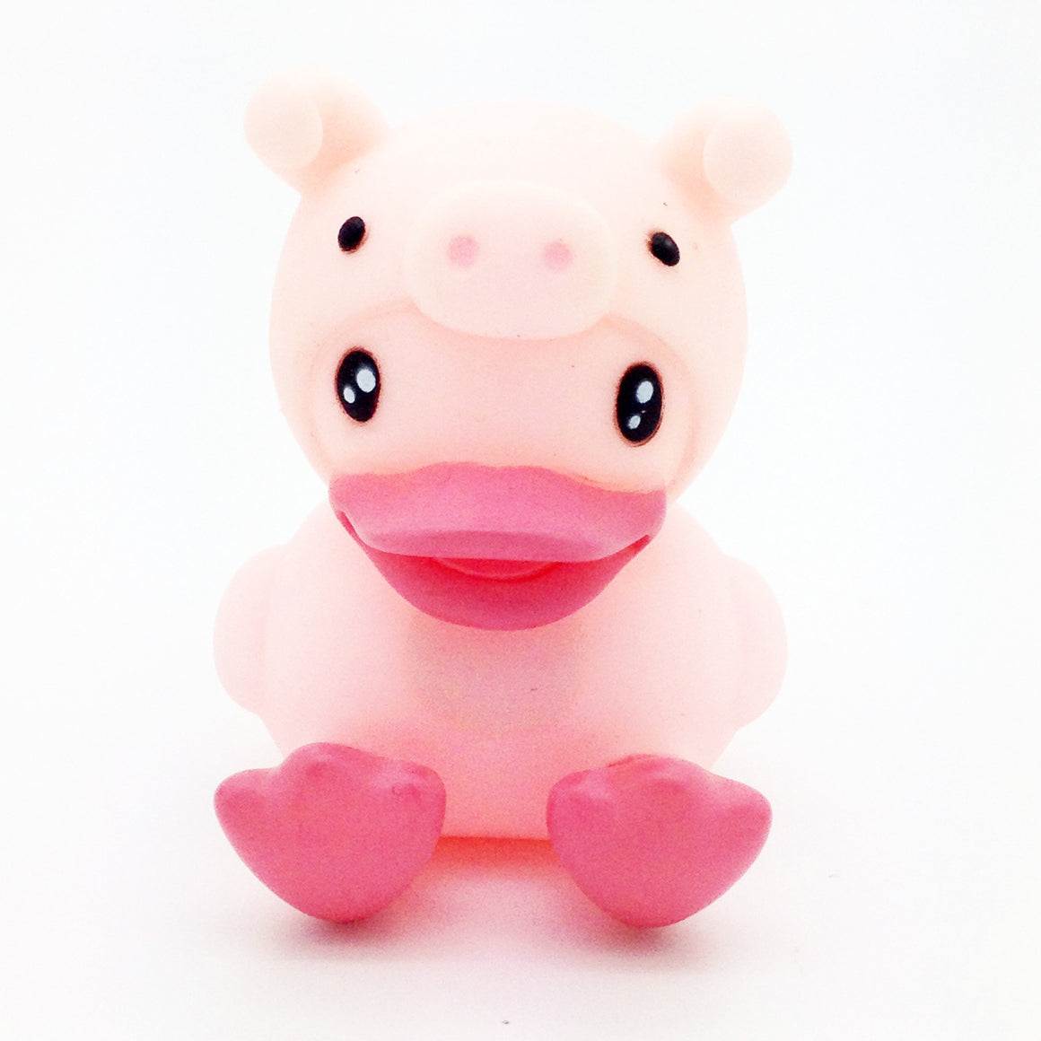 B. Duck Collectible Series - Pig - Mindzai