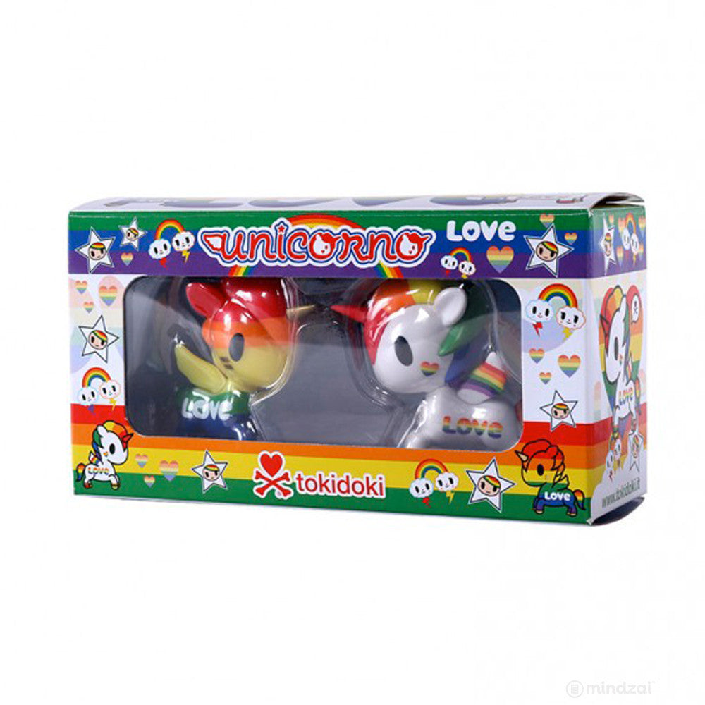 Tokidoki Unicorno Pride 2-Pack Set