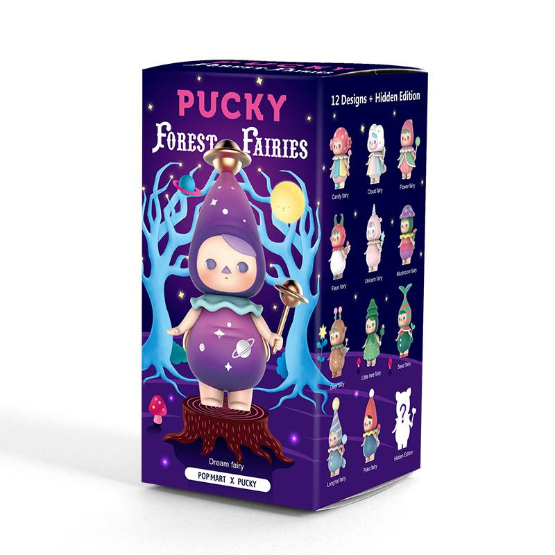 Forest Fairies Blind Box Toy by Pucky x POP MART