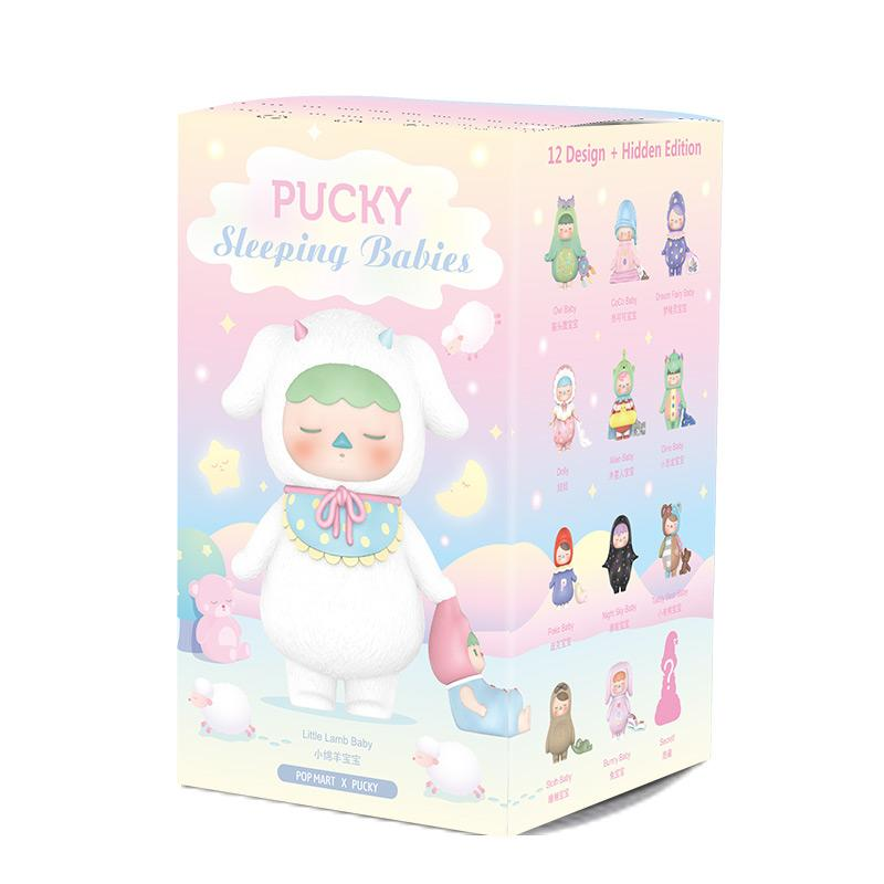 Pucky Sleeping Babies Blind Box Series by Pucky x POP MART