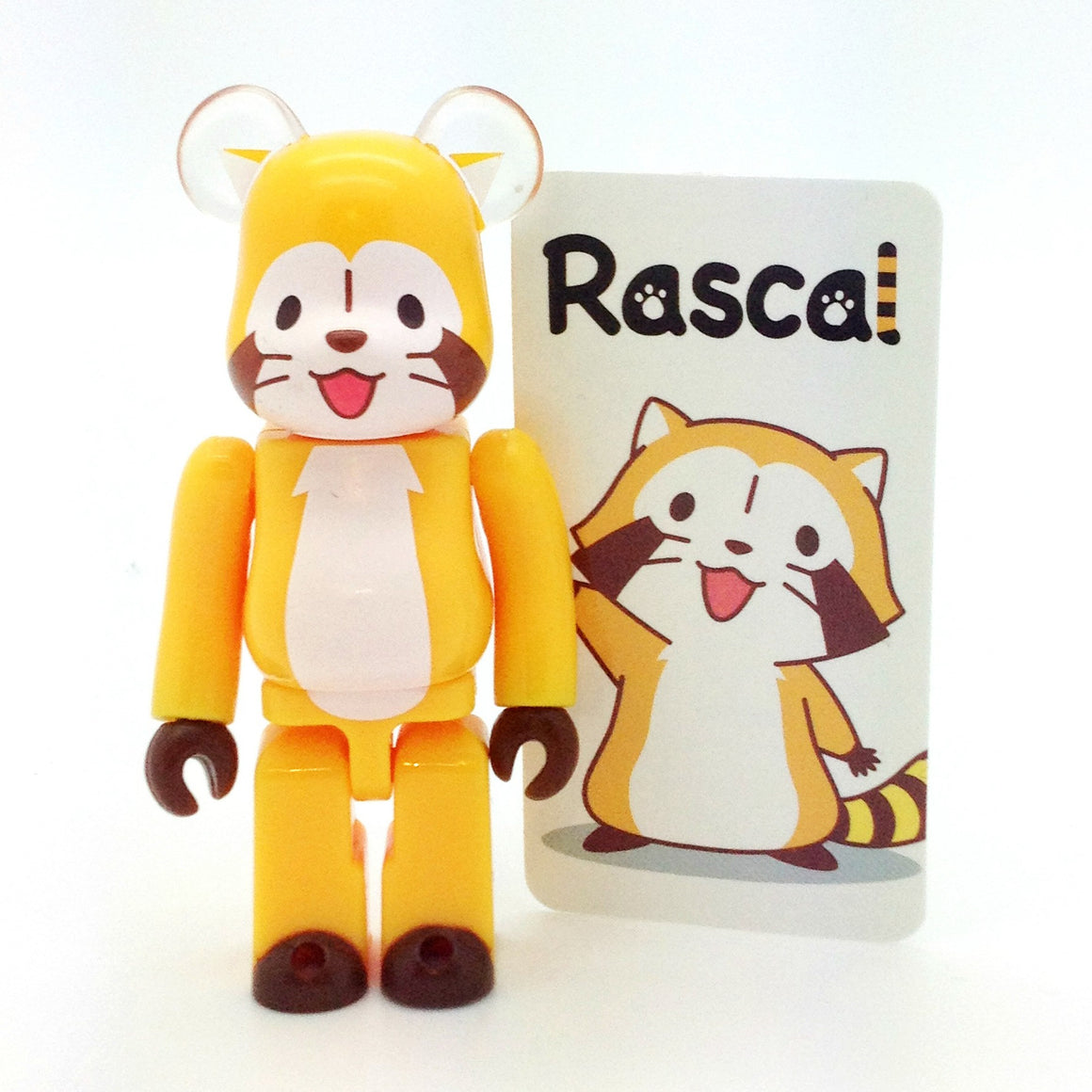 Bearbrick Series 30 - Rascal (Cute) - Mindzai  - 1